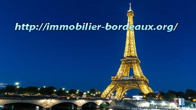 Dunia Gemerlap Kota Paris